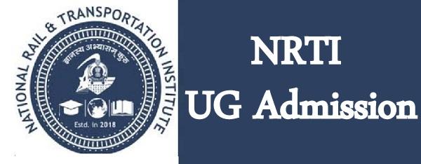 NRTI UG Admission 2021