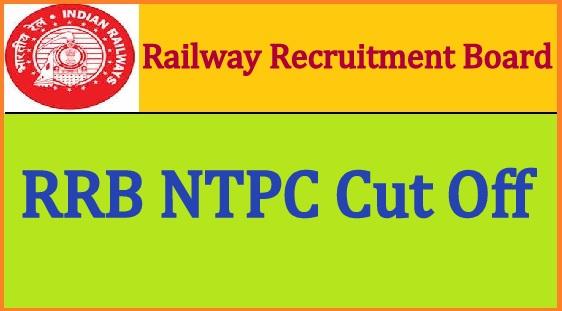 RRB NTPC Cut Off 2020