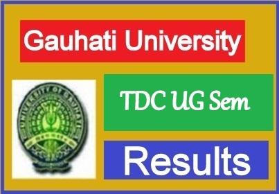 Gauhati-University-Results 2021