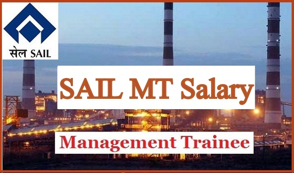 SAIL Management Trainee Salary