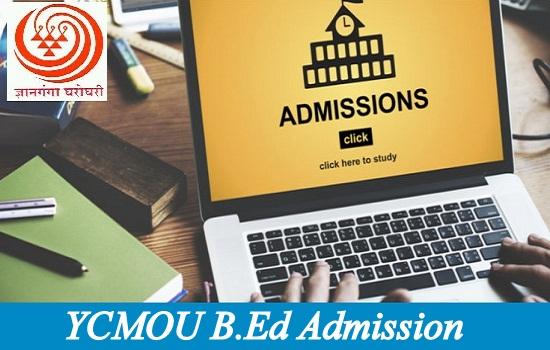 YCMOU B.Ed Admission 2021