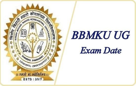 BBMKU UG Exam Date 2021