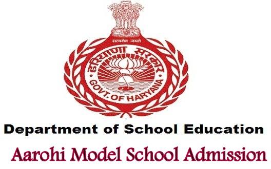 Aarohi Model School Admission Form