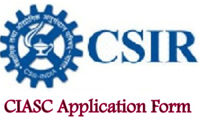 CIASC 2020 Application Form