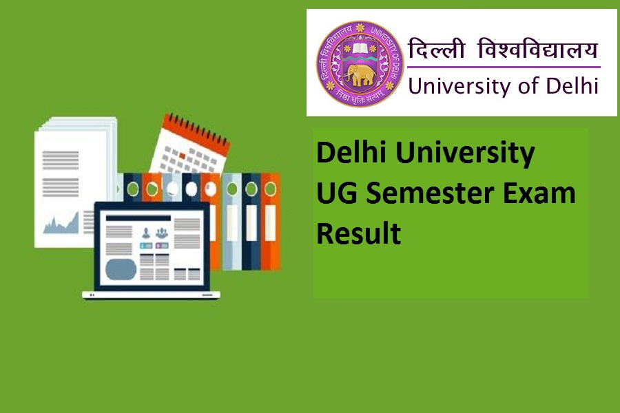 DU 4th Sem Result 2020