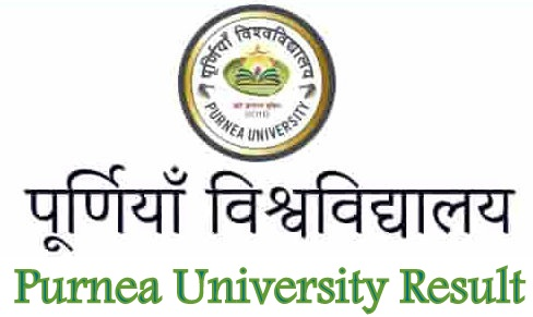 Purnea University Result 2021