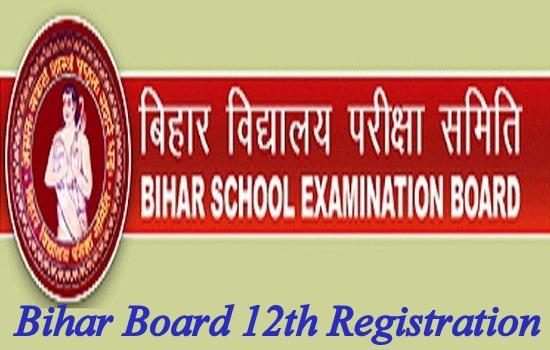 Bihar Board 12th Registration 2021