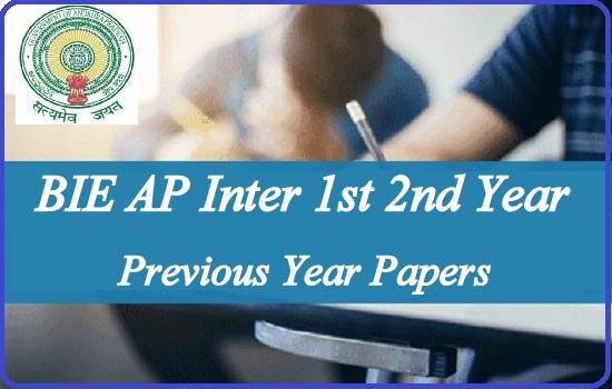 AP Inter Syllabus 2020