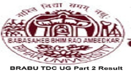 BRABU TDC Part 2 Result 2019