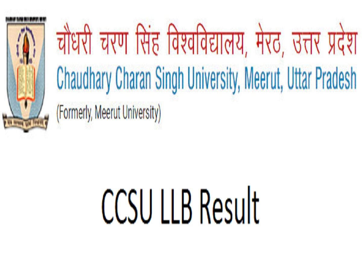 ccsu llb result 2020