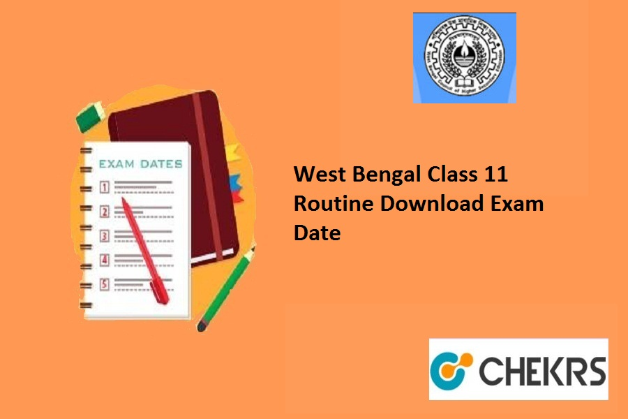 wb class 11 routine 2022