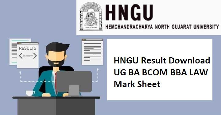 HNGU Result 2021